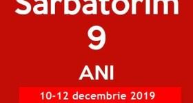 """Infoploiesticity vă invită la maratonul artistic """"Sărbătorim 9 ani împreună"""""""