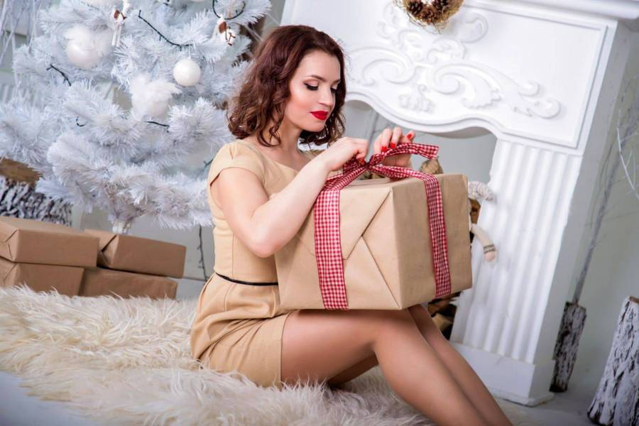 Cadouri de Crăciun: idei pentru iubita ta