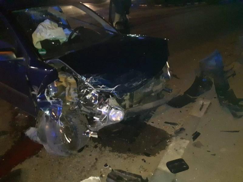 Un alt accident rutier grav la Călineşti- Floreşti