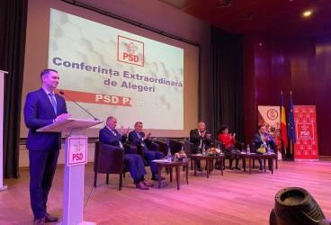 Bogdan Toader, ales din nou preşedinte al PSD Prahova