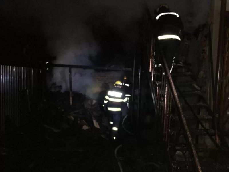 Bărbat mort în incendiu, la Poiana Vărbilău, în prima zi a anului