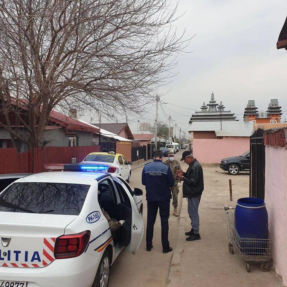 """Spitalizări în masă după bătaia dintre două familii din cartierul ploieștean """"Radu de la Afumați"""""""
