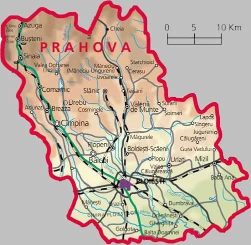 Veşti bune din Prahova privind epidemia Covid19
