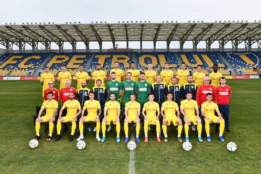 """După """"modelul Gigi Becali"""", și la FC Petrolul Ploiești se înjumătățesc contractele fotbaliștilor! Dar, numai pe două luni, aprilie și mai, ci nu până în septembrie! O parte dintre salariații clubului merg în șomaj tehnic"""