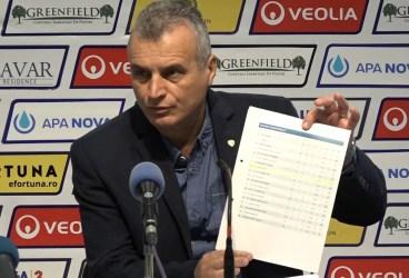 """Costel Lazăr: """"Pregătesc pentru Petrolul toate variantele posibile. În primul rând, participarea, în sezonul viitor, la Liga 1. Atunci, voi transfera internaționali cu statut de liber de contract, care să aducă ulterior profit clubului!"""""""