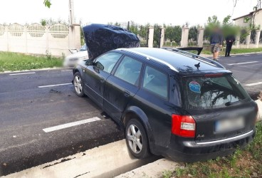 Accident cu victime la Bucov
