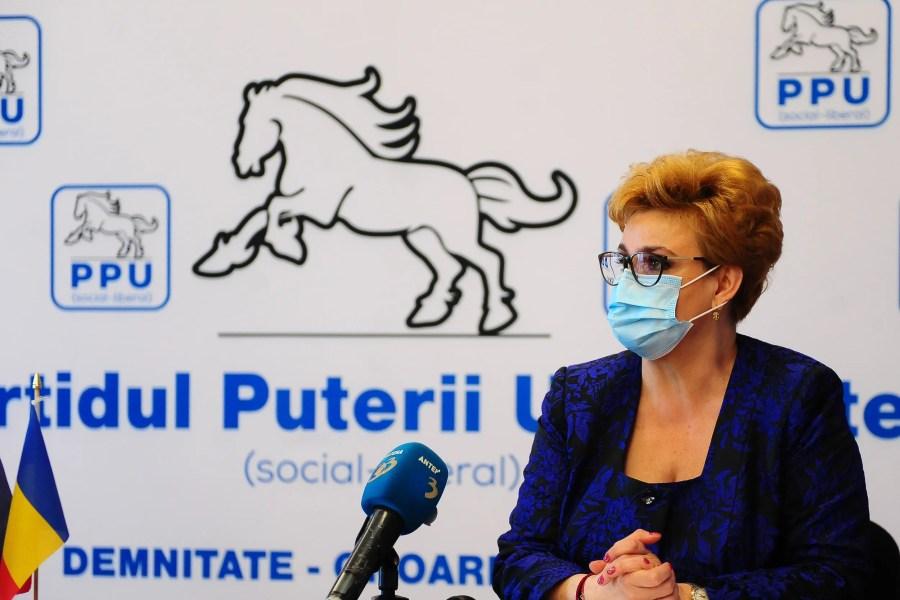 Deputatul umanist Grațiela GAVRILESCU inițiază un proiect de lege prin care firmele sunt încurajate să angajeze pensionari