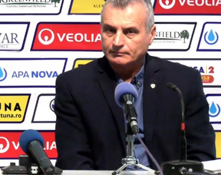 """Directorul sportiv al Petrolului, Costel Lazăr, exasperat de ceea ce apreciază că ar fi unele """"exagerări ale restricțiilor impuse primelor două ligi de fotbal din România, în actuala stare de alertă!"""""""