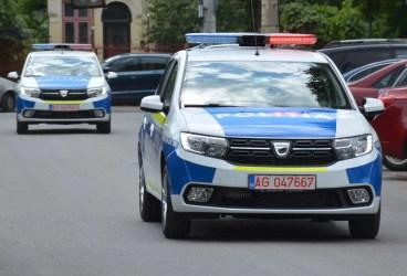 Cum arată noile maşini ale Poliţiei