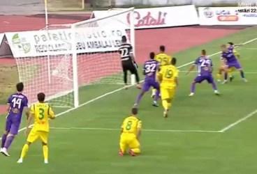 Fostul petrolist Nini Popescu – cel mai bun fotbalist al Argeșului în derbiul local contra CS Mioveni! După ce a fost schimbat pe final, echipa lui a… pierdut jocul de acasă!