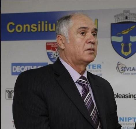 Viorel Predescu, viceprimarul comunei Blejoi, a trecut în nefiinţă