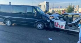 Dializat a intrat în comă din accidentul ambulanţei private care îl transporta