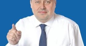 Liviu-Andrei Volosevici, noul primar al Ploieştiului (rezultate oficiale)