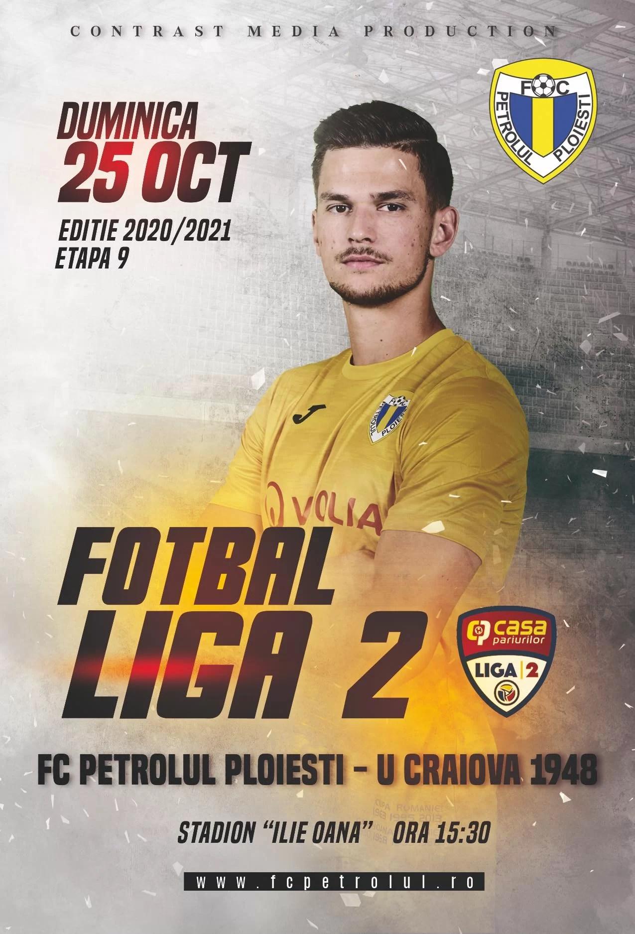"""Ce bun ar fi un 2-1, pentru Petrolul, și în derbiul cu FC U 1948 Craiova, nu-i așa? Viorel Moldovan va schimba """"liniile"""", ca la hochei, și va apela la o echipă odihnită, contra oltenilor!"""