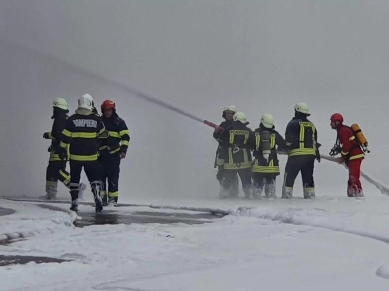 Ce gravitate și ce efecte a avut incendiul din Rafinăria Petrotel-Lukoil