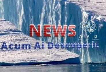 O bucată gigantică de gheață s-a desprins din Antarctica