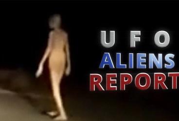 UFO Aliens Report – Extratereștrii sunt deja aici?