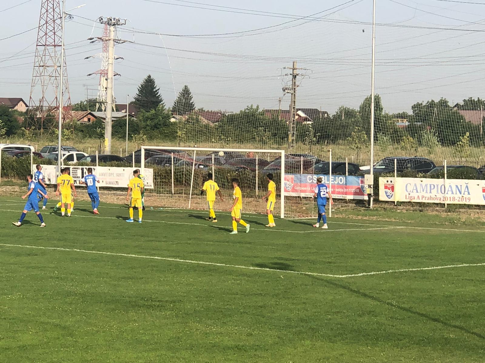 Cu suport consistent din sectorul juvenil de la ACS Petrolul '52, cea mai bine clasată echipă prahoveană din Liga a III-a în sezonul trecut, CS Blejoi, și-a făcut echipă de play-off. Dar dacă o fi chiar de… promovare, ce s-ar zice?