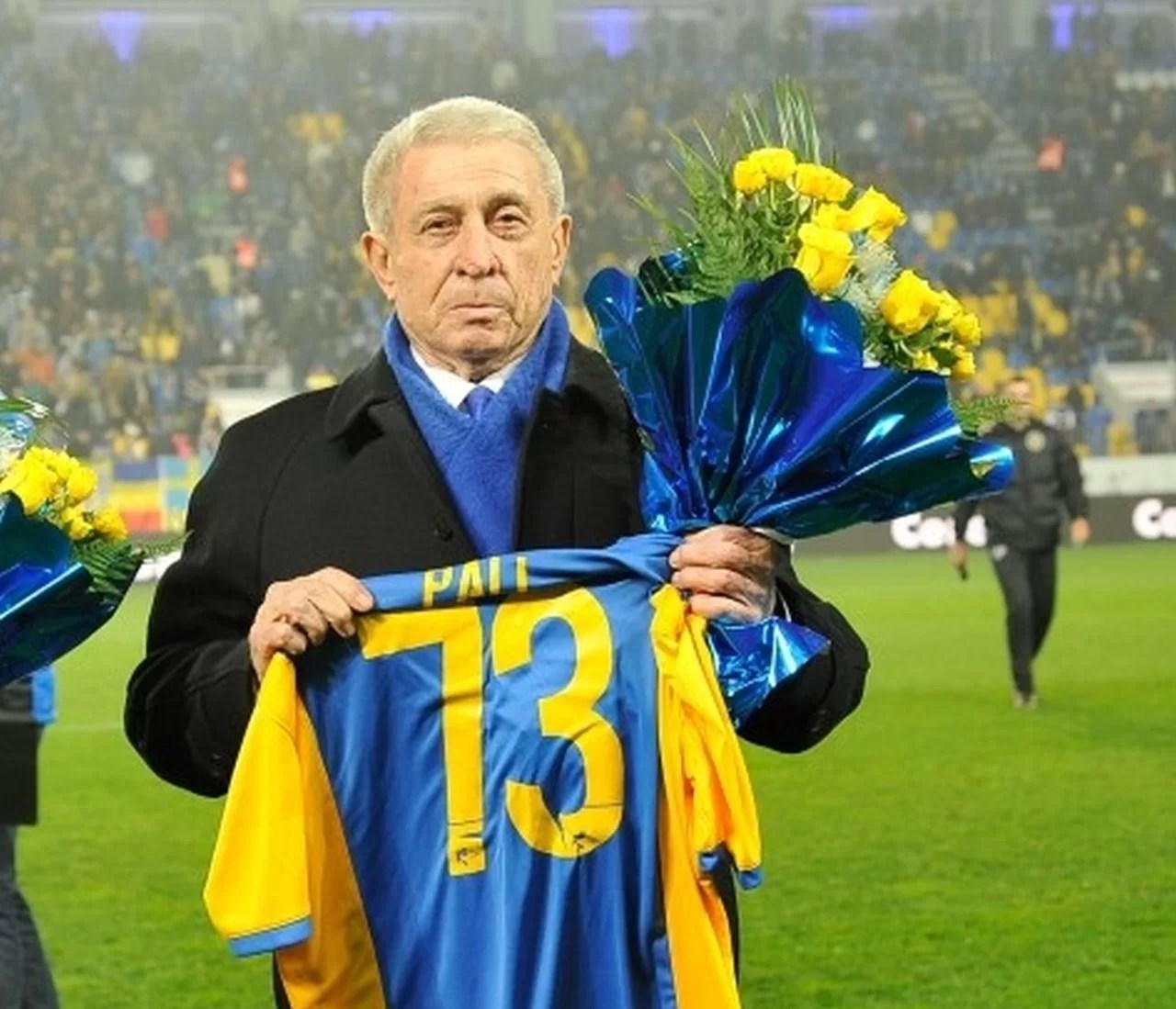 """S-a stins din viață Alexandru Pall, fotbalist din """"Generația de Aur"""" a Petrolului"""