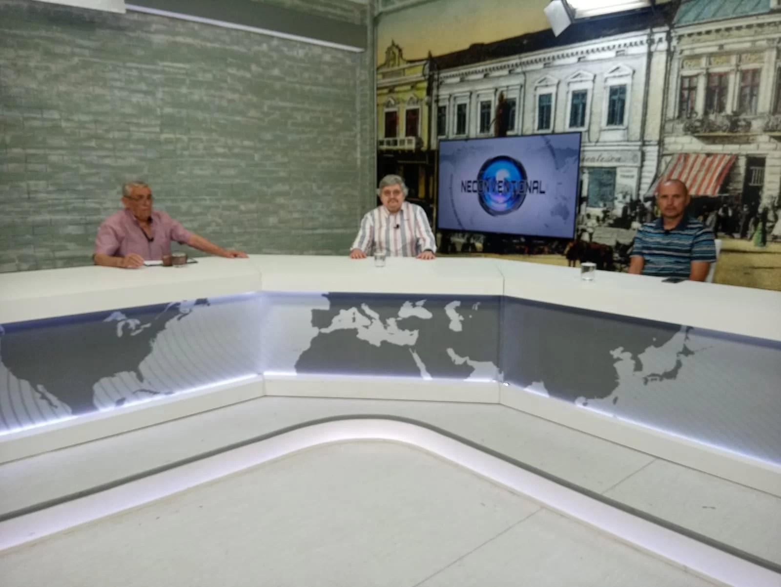 """Nae Constantin dă cărțile pe față, astă-seară, la """"NECONVENȚIONAL"""", pe Ploiești TV! Dragoș Trestioreanu, invitat și el în emisiunea lui Marian Pușcaș"""