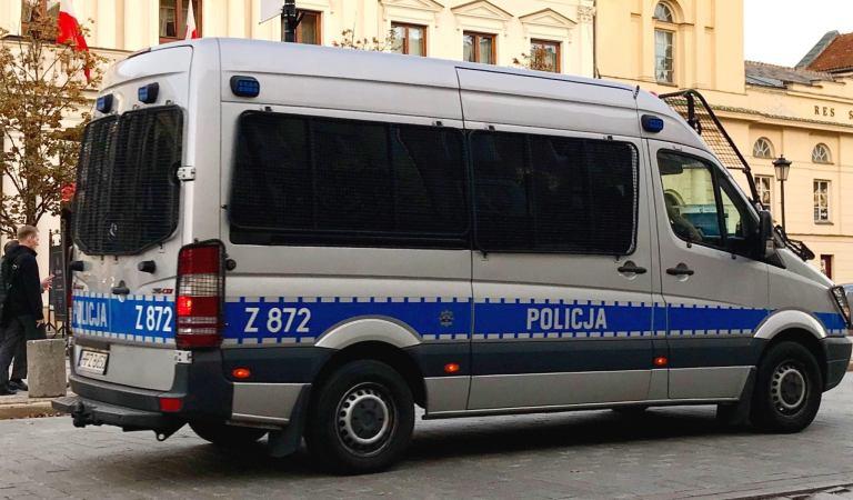 Zaatakowany ksiądz w Turku. Podejrzany wszedł do kancelarii parafii