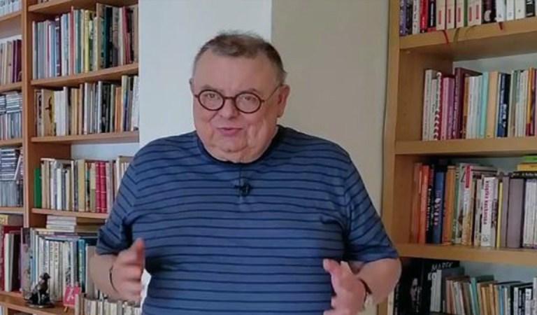 """Wojciech Mann – """"Przestańmy wreszcie jak barany słuchać oszołomów. F*ck them all"""""""