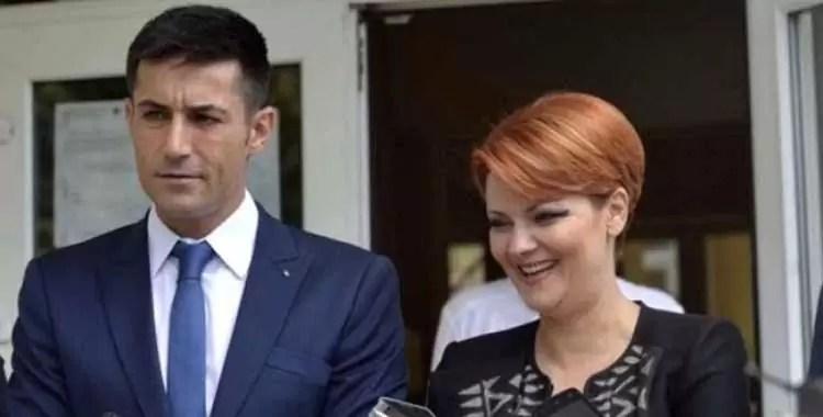 Lia Olguta Vasilescu si Claudiu Manda