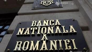 BNR Indicele ROBOR la 3 luni a coborât luni la 3,12% pe an