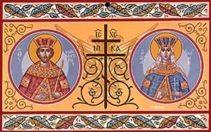 Cine au fost Constantin şi Elena, cei doi sfinţi prăznuiţi pe 21 mai