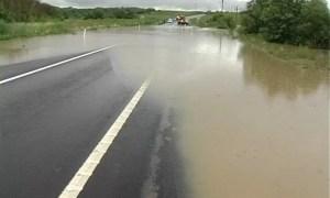 Cod galben de inundații pe râuri din 27 de județe
