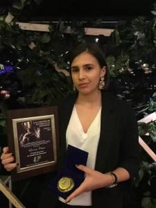 Lorena Ostase, cel mai bun pivot din România