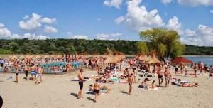Programul de Rusalii la Plaja Olt