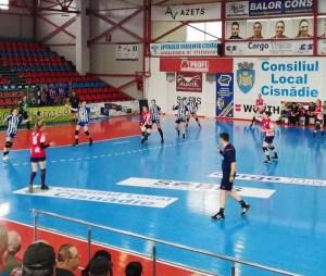 Victorie pentru CSM Slatina, în meciurile de baraj