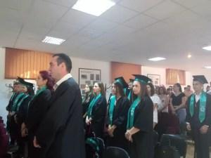 A VIX a promoție a absolvit la USAMV Slatina
