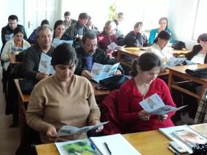 Cursuri de formare profesională pentru șomerii olteni