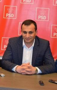 """Marius Oprescu:""""Emil Moț este candidatul nostru la Primăria Slatina"""""""