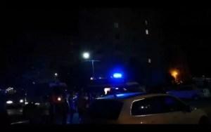 Slatina: De la șicane în trafic la bătaie în toată regula