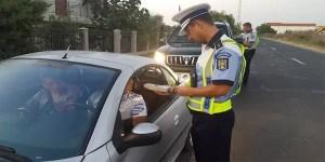 Infracțiuni la regimul circulației pe drumurile publice constatate de polițiștii olteni
