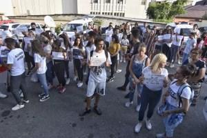 Colegii Alexandrei au protestat
