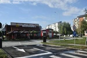 S-a deschis primul restaurant McDonald's Slatina