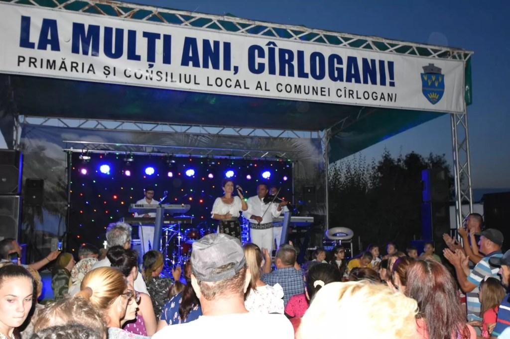 Ziua comunei Cirlogani