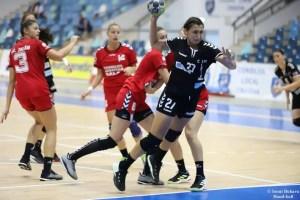 Primul meci, prima victorie pentru CSM Slatina