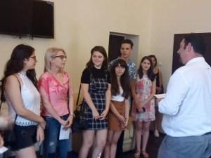 Primăria Slatina i-a premiat pe elevii de 10