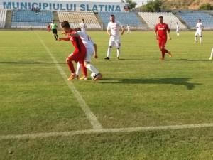 Fotbal: CSM Slatina-Astra II 1:0