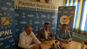 Liberalii și-au anunțat oficial candidatul la Primăria SLATINA