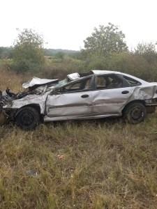 Accident groaznic - A murit pe loc!