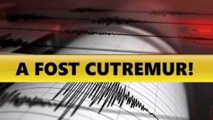 Cutremur în România!