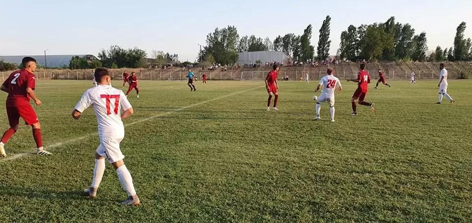 fotbal CSM Slatina