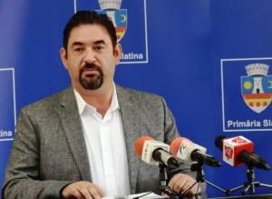 Moț a anunțat amnistia pentru sute de slătineni