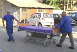 Donație din Germania pentru Spitalul din Caracal